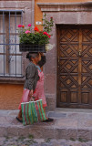 Flower Lady San Miguel