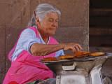 Making Gorditas Quebrada Underpass