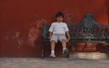 Boy on Bench San Miguel