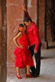 Flamenco Courtship