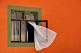 Guanajuato White Curtain