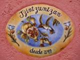 Hummingbird Sign