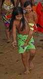 Embera People of Panama