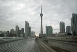 Départ de Toronto