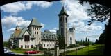 P1040149_P1040150-2  Abbaye - Saint-Benoît-du-Lac