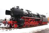 Historical Steam Locomotive