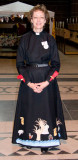 Janet with Prince Caspian cassock