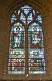 Chapter House window