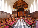 Chapel at The Royal Hospital Chelsea (not my photo)