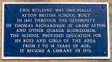 School inscription