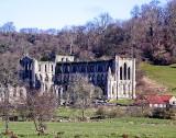 Rievaulx Abbey Feb. 2009