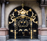 Gates of the Philharmonic Pub Hope Street