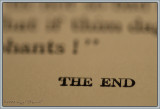 Sept 26 - 'the end'