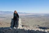 Above Burrego Springs