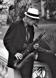 Sax in the Park
