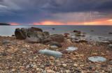 Hallet Cove Sunset Lightning