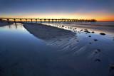 Largs Bay Jetty Sunset