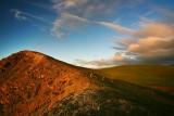 Last light, Second Valley
