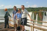 Day 14 fly to Iguazu (1000 miles)