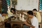 Local artisans