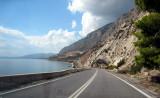 course - hills, sea