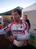 Hans Bauer.  Is he gonna hurl?  :)