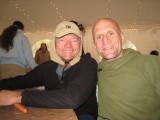 Jeff (48-hour winner!) and Tim