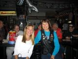 Me & Connie at a benefit for Ron who helped us train for WS by driving us up Mt. Spokane many times just so we could run down