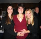 Thea, Shell, Lisa & Baby