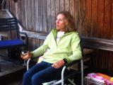 Miwok Race Director Tia Bodington deserves at least two refills
