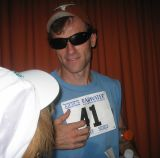 The 2006 Badwater Ultramarathon - Death Valley, CA   07.24-26.06