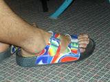 Scott's feet
