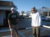 Jeff Lynn & Dave Heckman in Lone Pine