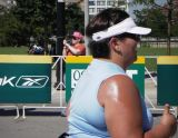 Jennifer finishes her 1st 1/2 marathon!