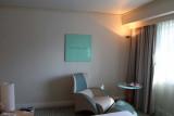 Mr. Hilton's nice guest room