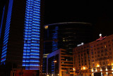 Night - near my hotel