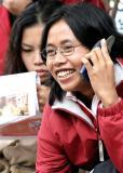 Happy phoning
