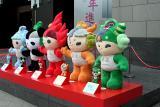 Spirits of the Olympics
