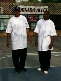 Dustin Salisbery & Jerry Johnson at TornadoAlley 2006