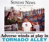 Adverse winds at play in Tornado Alley