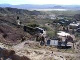 View Over Calico Ghost Town