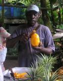 Mr. Nice's Fruit Stand