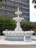 Three Dolphin Fountain