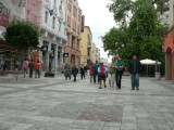 Bulgaria 2007- Plovdiv Pedestrian Zone