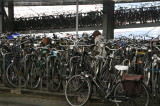 Amsterdam 2008- Parking bicycles