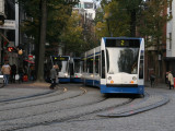 Amsterdam 2008- Trams and buses