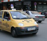 Bulgaria 2007- Taxis