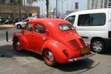 Classic car meetings, Israel, 2010