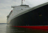 Last visit at Quebec - Queen Elizabeth 2 / Paquebot transatlantique  1969 à 2008