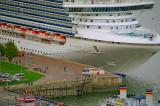 Grown Princess ( Pavillon ) Bermudes Passagers  3,872